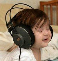 dengar musik yah ma, pa